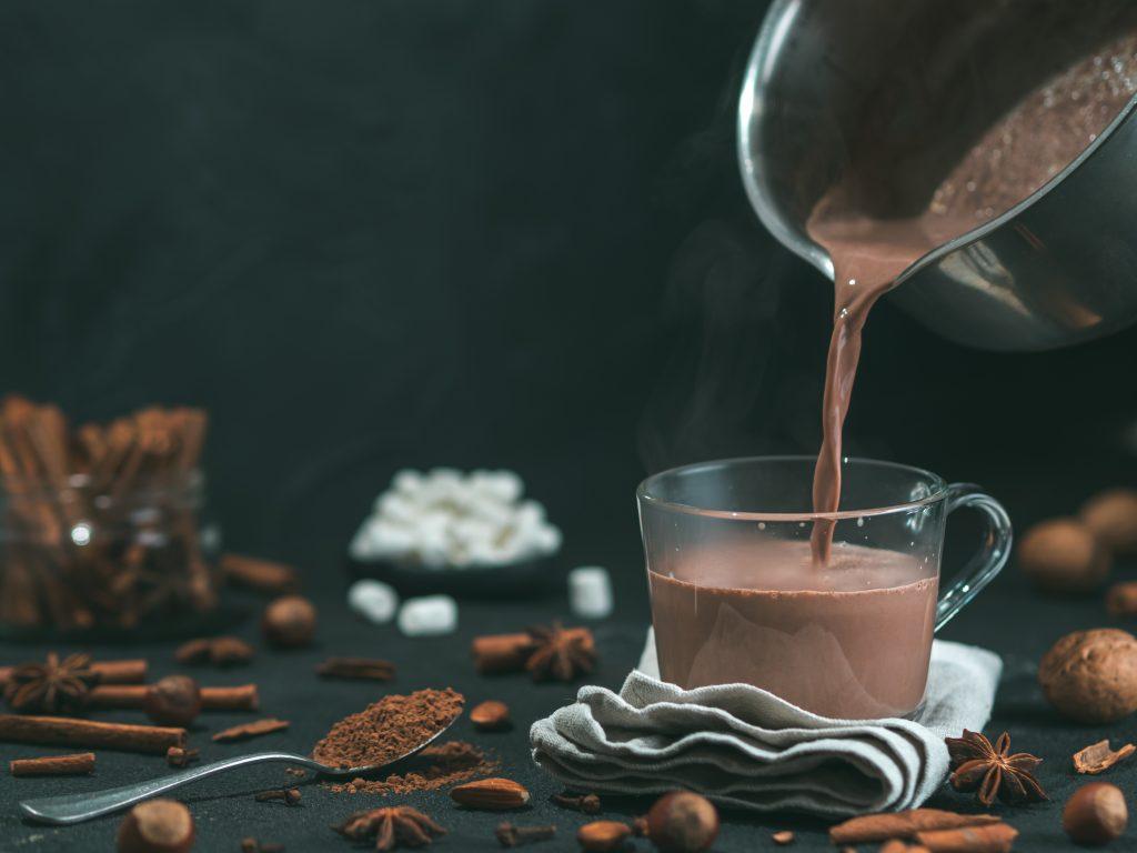 Kakao gegen Kälte