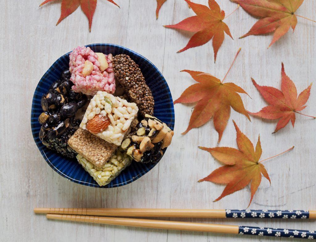Koreanische Süßigkeiten. Im Snackpodcast zeigt Anna Geisler was in Korea Kultur ist.