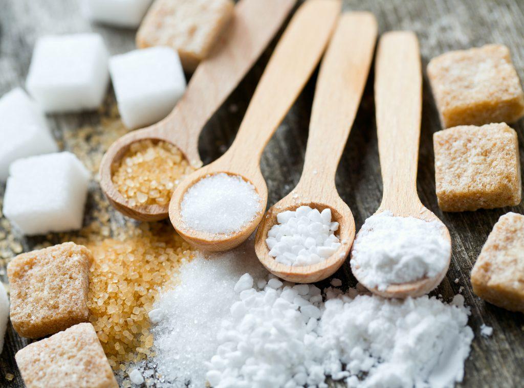 Zucker in verschiedensten Formen werden bei Meet and Treat probiert